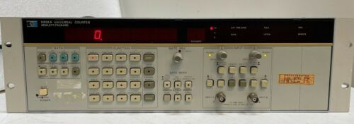HP 5335A UNIVERSAL COUNTER USED WORKING