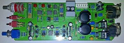 Preamps & Channel Strips - Stereo Mic Preamp