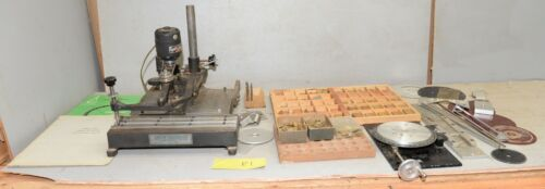 Green Engraver Precision engraving machine die extra jeweler collectible tool E1