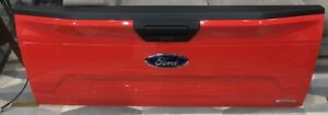 2019 Ford F-150 tailgate