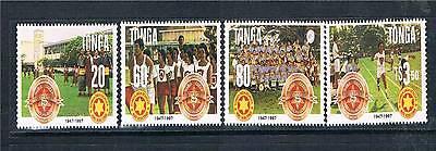 Tonga 1997 Tonga High School SG 1393-6 MNH