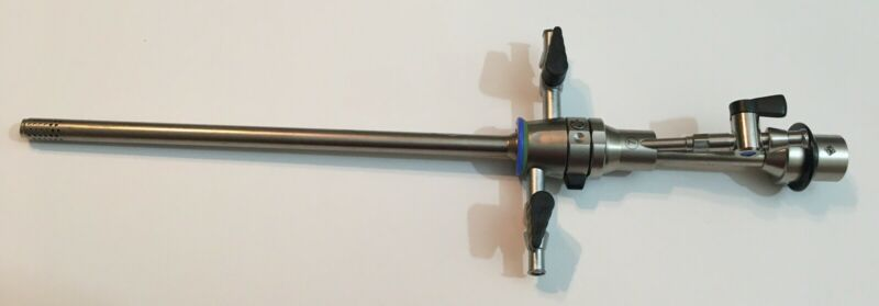 Olympus A4743 Insert With A4740 Hysteroscope Sheath Minor Dings