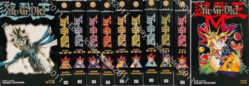 Yu-gi-oh  Yugioh! Omnibus Edition (Vol.1-3,6-13) Eng Manga GN NEW
