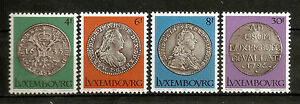 Luxemburg-1981-Silver-Coins-MNH