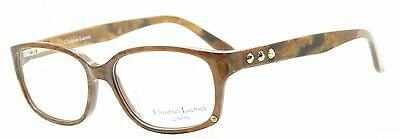 CHRISTIAN LACROIX CL1010 100 Eyewear RX Optical FRAMES Eyeglasses Glasses - BNIB