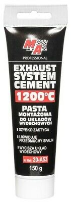 MA MAUTO Professional Assembly Paste for Exhaust Systems 150g