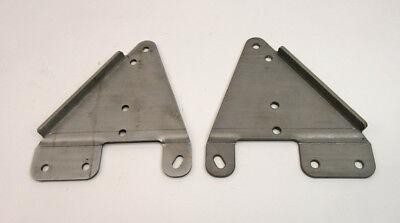 Rocker Protectors Steel Used BTB Products 20-2120 FJ40 BJ40