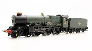HORNBY 'OO' GAUGE R3384TTS BR GREEN 4-6-0 'KING GEORGE I' LOCO DCC W/SOUND *NEW*