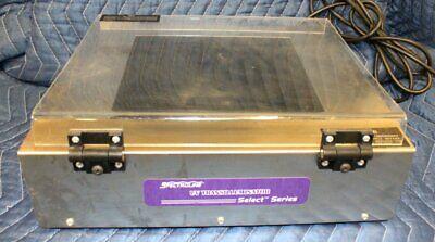Spectroline Compact Uv Transilluminator Slimline Td-2000e Dual 365312nm Warrant