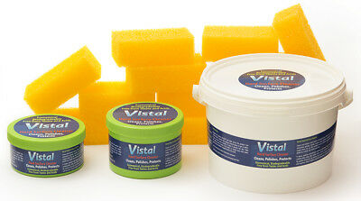 Vistal Eco-friendly Multi-Purpose Cleaner & Restorer for your home & (Eco Friendly Household Cleaners)