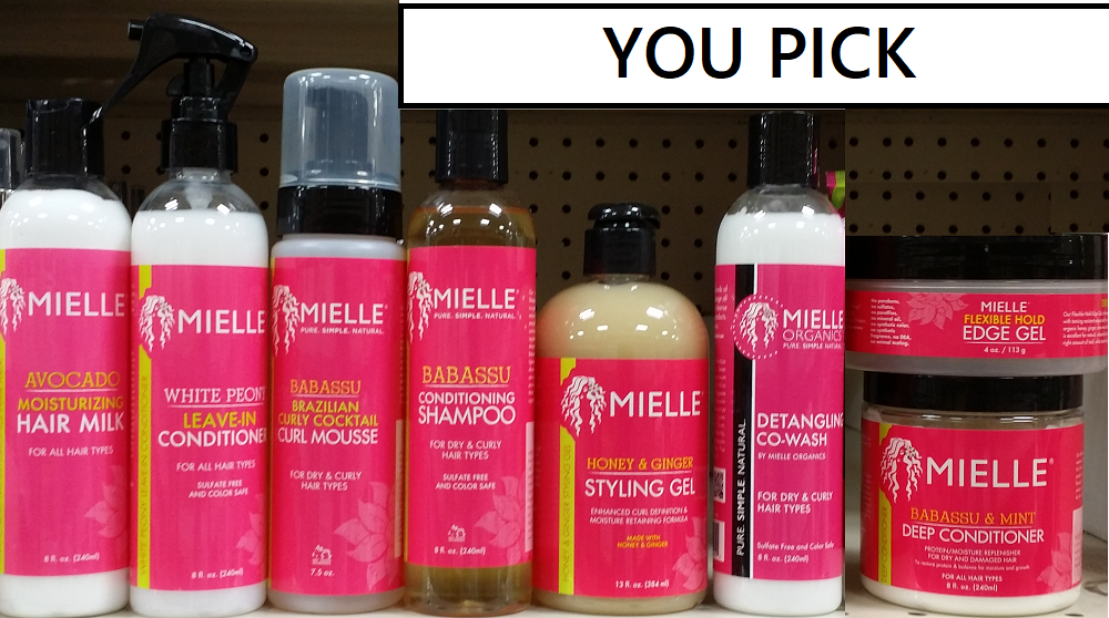 Mielle Hair Care Products  - FREE SHIPPING !!