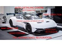 PAINT CORRECTION SWIRL MARK REMOVALS IN PERIVALE
