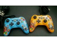 2 Xbox 360 controls for sale