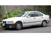 Wanted Bmw e36 5 cylinder manual