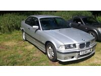 1999 BMW 318is (E36) coupe 3dr