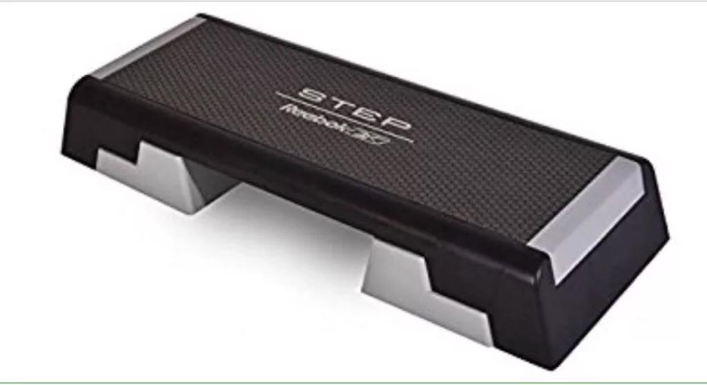 Reebok Gym Standard Professional Step Box In Ingleby