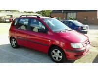 Hyundai 2002 1.6 5 months mot 130k