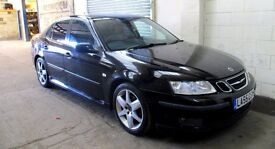 SAAB 9-3 1.9 AUTOMATIC, 150BHP DIESEL, FULL LEATHER, CAM BELT/TIMING BEKLT JUST DONE