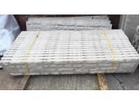 🌩Rock Face Concrete Fencing Base Panels