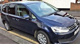 Volkswagen Sharan 2.0 TDI BlueMotion Tech S MPV DSG 5dr (start/stop)
