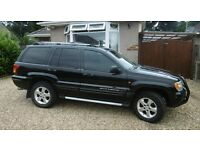 Jeep Grand Cherokee 2.7 CRD LTD XS 2004