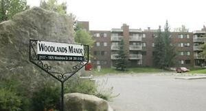 One Bedroom Suites Woodlands Manor for Rent - 1825 Woodview... Calgary Alberta image 8