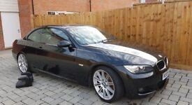 BMW 3 Series 320i M Sport 2.0l, Petrol, Manual, 82,000 miles