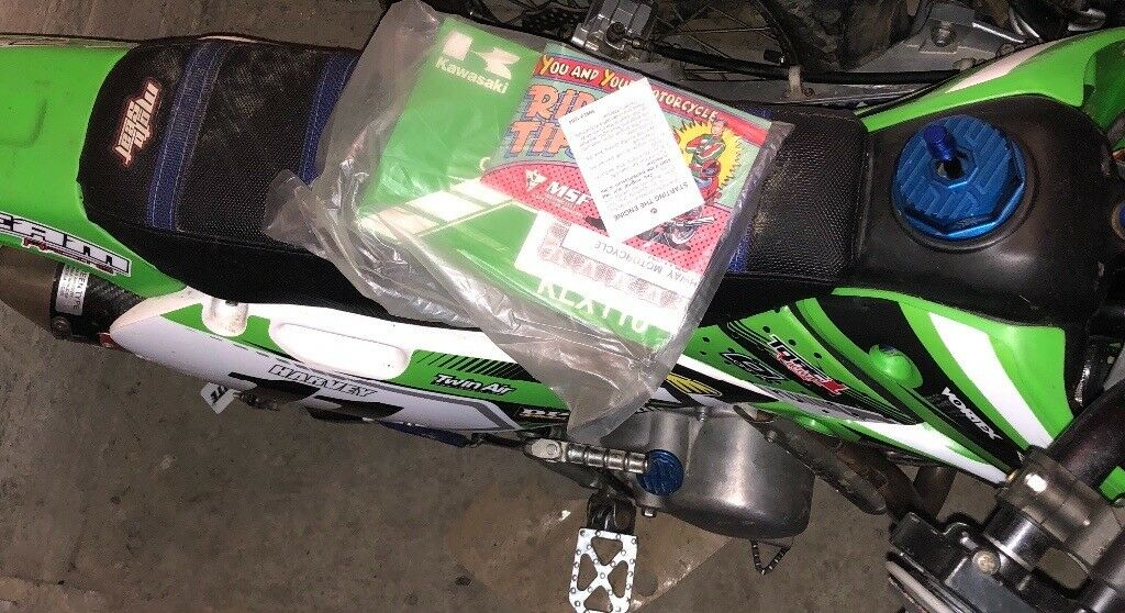Kawasaki klx 110 off road motor cross not rep not Chinese not import  genuine | in Dewsbury, West Yorkshire | Gumtree