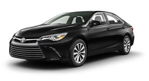 2015 Toyota Camry XLE ONLY 21892 KMS!!!