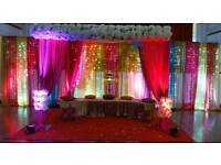Luxury Mehdni Stage From £250.00 Cover all over London, surround area withing M25