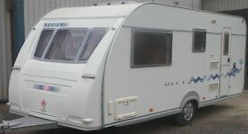 ADRIA 4/5 BERTH FULL AWNING OUTSTANDING QUALITY BUILD CARAVAN