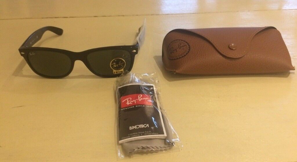 Brand New Black Ray Ban Wayfarers