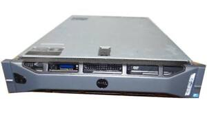 Dell PowerEdge R710 Server - 2x Xeon 6 Core 3.33GHz (X5680) -144GB RAM 8X147GB SAS 15K  Hard Drives- PERC 6i RAID