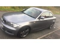 BMW 1 series m Sport coupe space grey