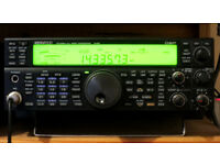 KENWOOD TS590S HF +50MHz All Mode DSP Transceiver
