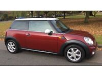 2008 AUTOMATIC MINI COOPER PANORAMIC ELECTRIC SUNROOF ONE FORMER OWNER SERVICE HISTORY AUTO MINI