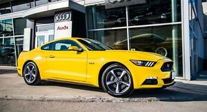 2016 Ford Mustang Coupe GT - Almost brand new!