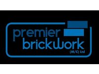 Bricklayers & Labourers Required