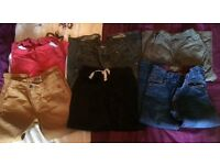 Job lot of boys clothes in 4-5. 25 items in total