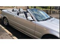 BMW 325Ci SE Convertible 04 reg