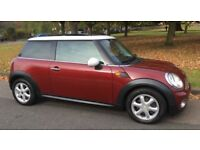 2008 AUTOMATIC MINI COOPER PANORAMIC ELECTRIC SUNROOF ONE FORMER OWNER PARKING SENSORS AUTO MINI
