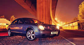 Jaguar S-Type R 4.2 V8 Supercharged, Facelift model in great condition