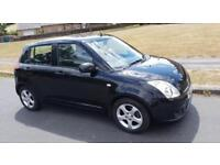 Suzuki swift 1.5 in black 2007