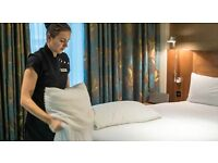 Room Attendant - Excellent Hourly Rate £7.75 and Opportunities to Grow - Meals Provided