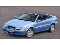 Volvo C70 Coupe or Convertible wanted (series 1 up to 2005 model)