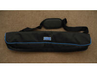 BENRO TRIPOD CASE --BRAND NEW -- 67 CM IN LENGTH.