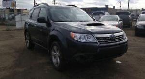 2010 Subaru Forester 2.5L XT Limited Turbo!! PanoRoof!! Low Paym