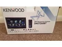 Kenwood GPS Entertainment and Navigation System