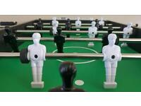 Mighty Mast Table Football (fusball) game. Very good condition