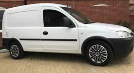 Vauxhall combo 1.3